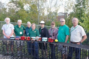 Scale Model Expo - Live Steam @ EnterTRAINment Junction | Ohio | United States